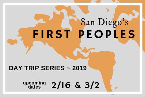 San Diego First People Trip Series