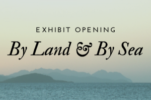 Land and Sea open house