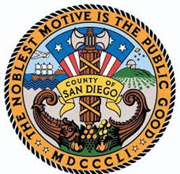 San Diego County logo