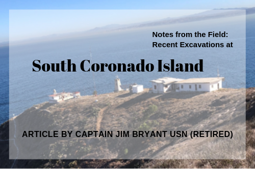 Article by Captain Jim Bryant USN (Retired)
